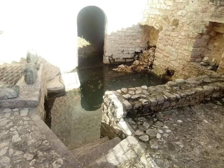 sorgente abbazia